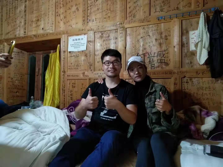 #青春万岁,追梦无罪#迟到的318川藏线Part11相克宗的眼泪:大雨停电断网,绝望痛苦下的坚持