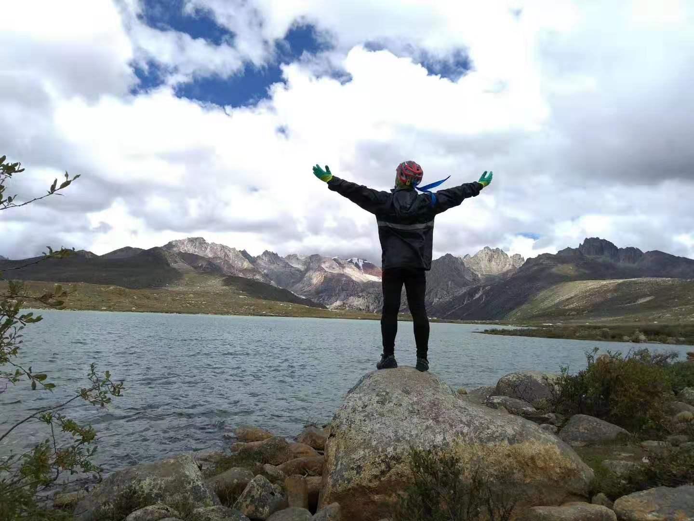 #青春万岁,追梦无罪#迟到的318川藏线Part14海子山:天外星球,千湖之山
